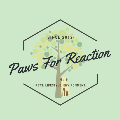 Paws For Reaction Logo