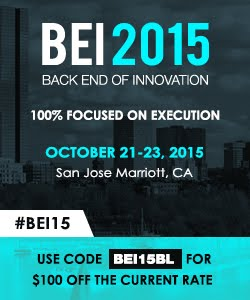 Join us at BEI 2015 in San Jose!