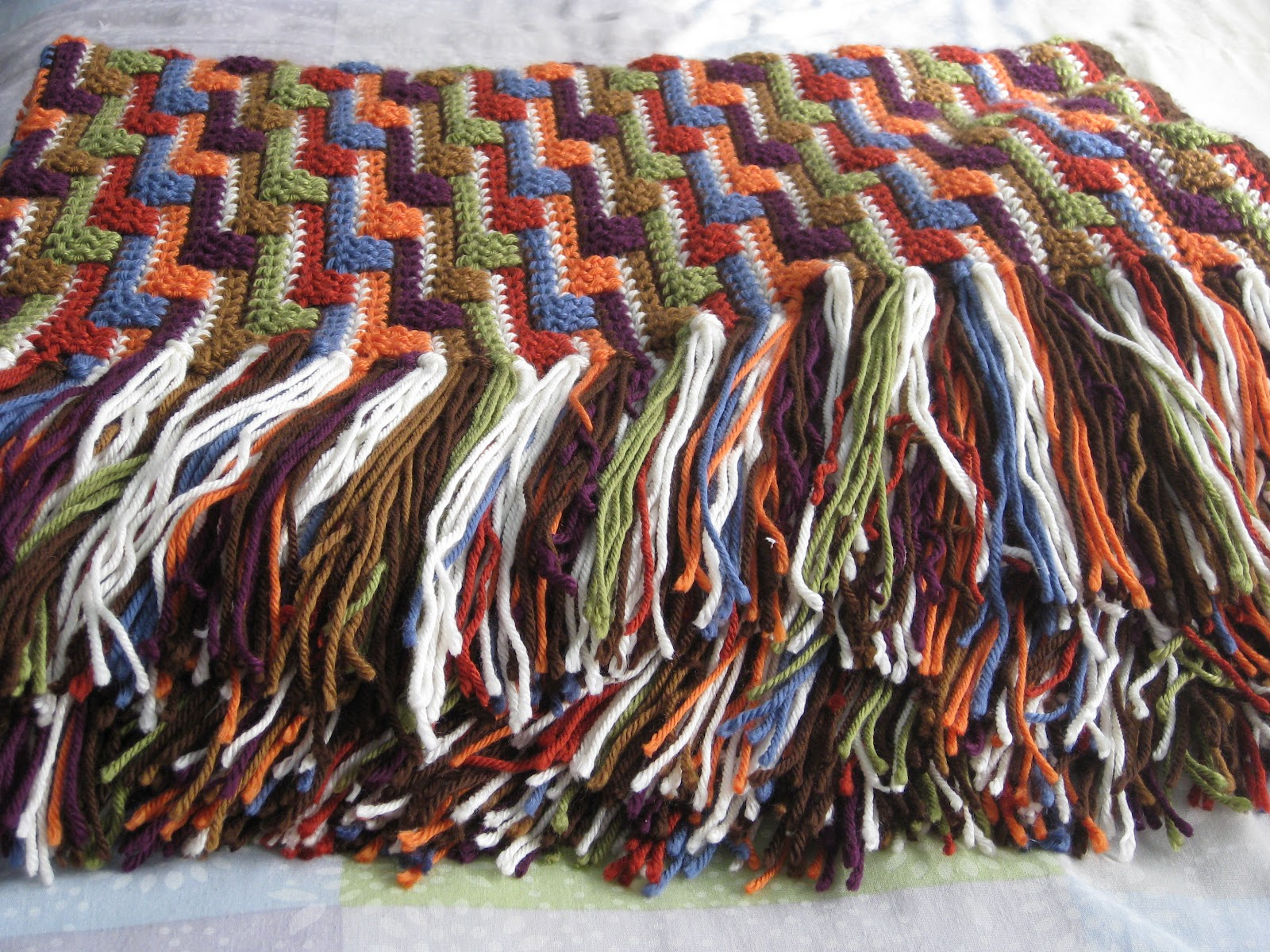 Inspired Resourceful Creative: Zingy Zig Zags is finally finished!