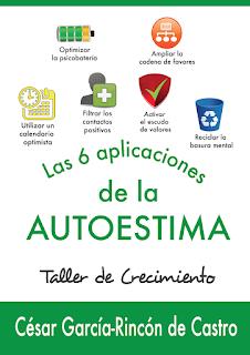 Las 6 aplicaciones de la AUTOESTIMA: manual de taller para educadores