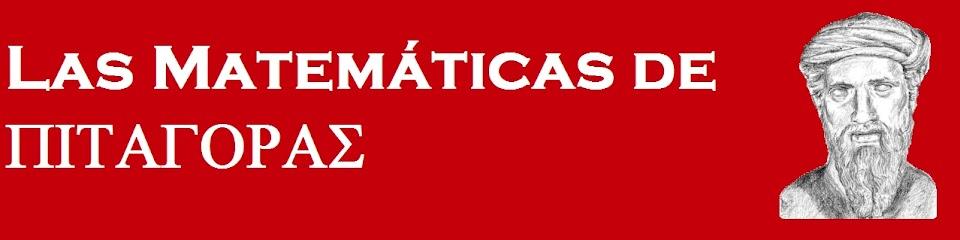 Las Matemáticas de Pitágoras
