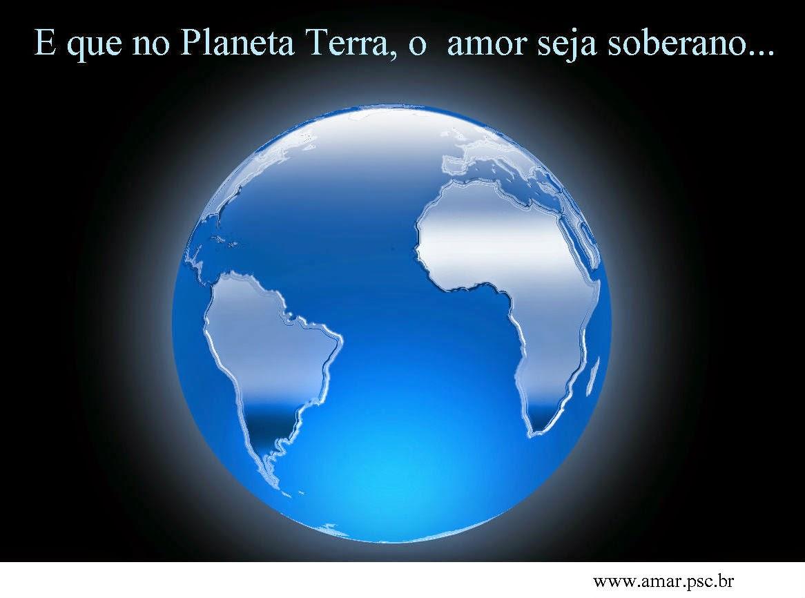 Soberania do amor...