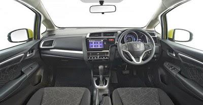 Interior Honda Jazz Terbaru