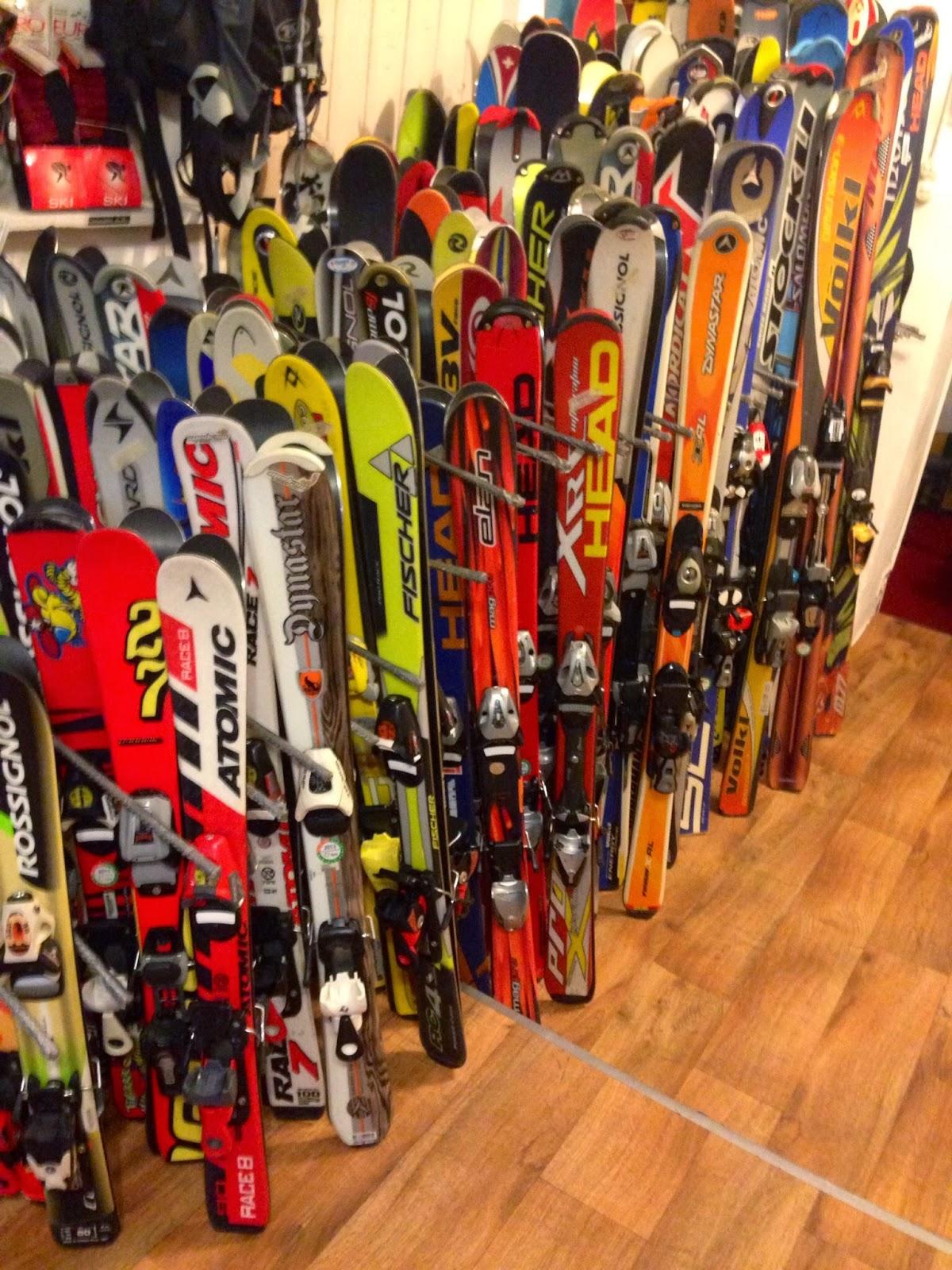 Skid'oc Concise skis équipement d'hiver