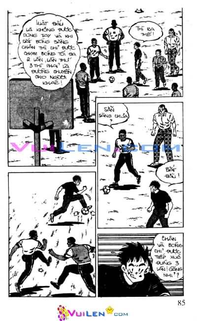 Jindodinho - Đường Dẫn Đến Khung Thành III Tập 63 page 85 Congtruyen24h