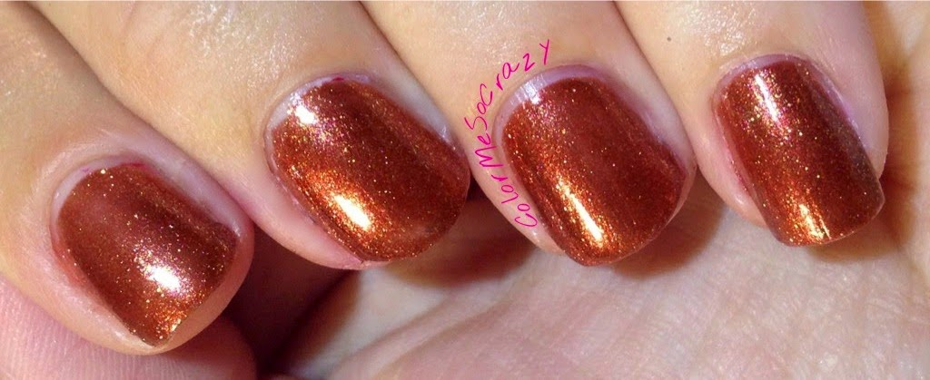 Zoya Autumn from the Ignite Collection