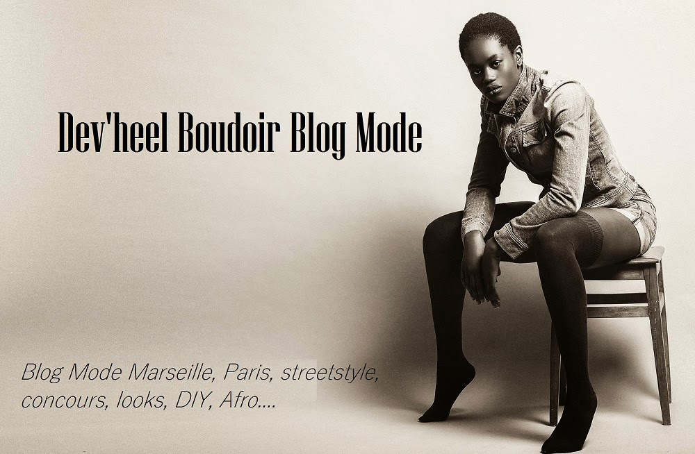 ● Dev'heel Boudoir ● Blog Mode Marseille ●