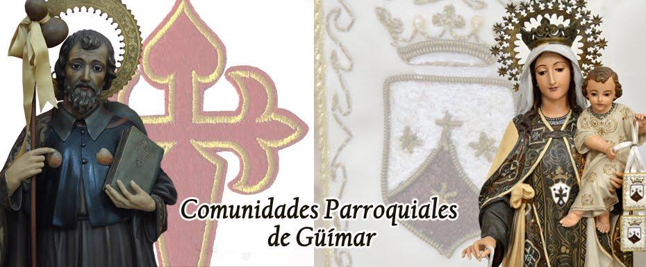 Comunidades Parroquiales de Güímar
