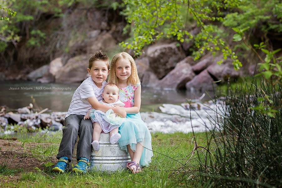 Southern Idaho Twin Falls Children Photographer