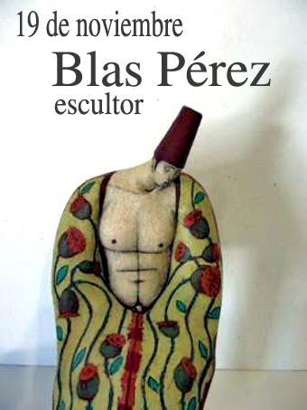 El escultor cordobés Blas Pérez