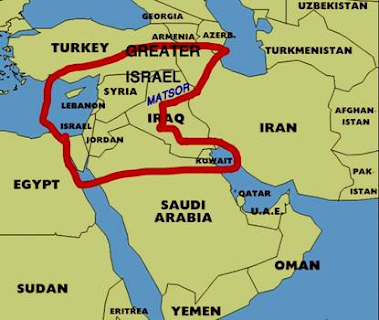 Greater Israel is God's Plan