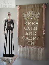 Keep Calm and Carry On Banner