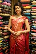 Pranitha glamorous photos at VRK Silks-thumbnail-7