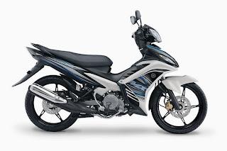 Daftar Harga Motor Yamaha Oktober 2013