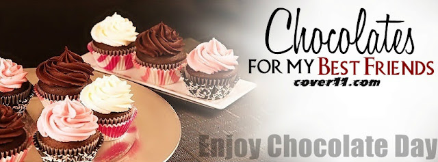 Chocolate Day Facebook Cover Photo