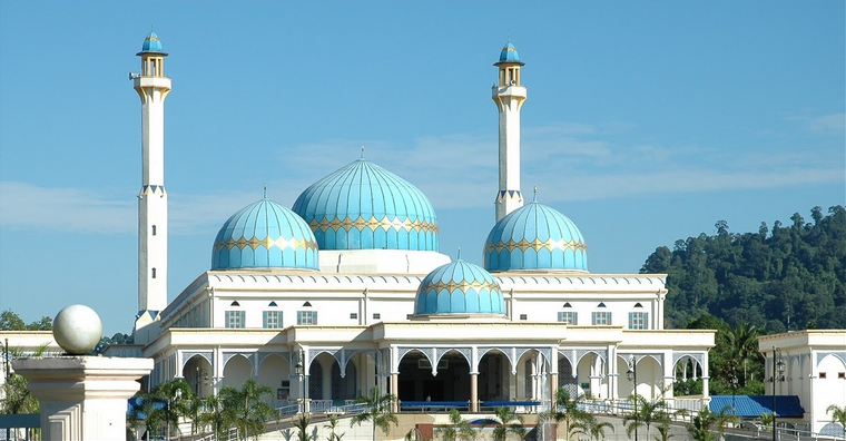 Gambar Masjid Megah dan Indah