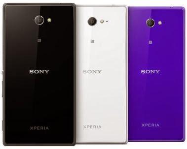 Kelebihan dan Kekurangan Sony Xperia M2 Dual