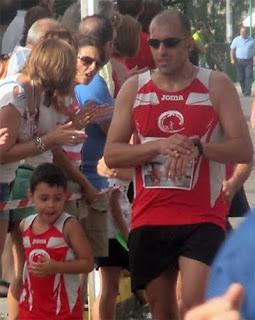 Atletismo Aranjuez en Miajadas