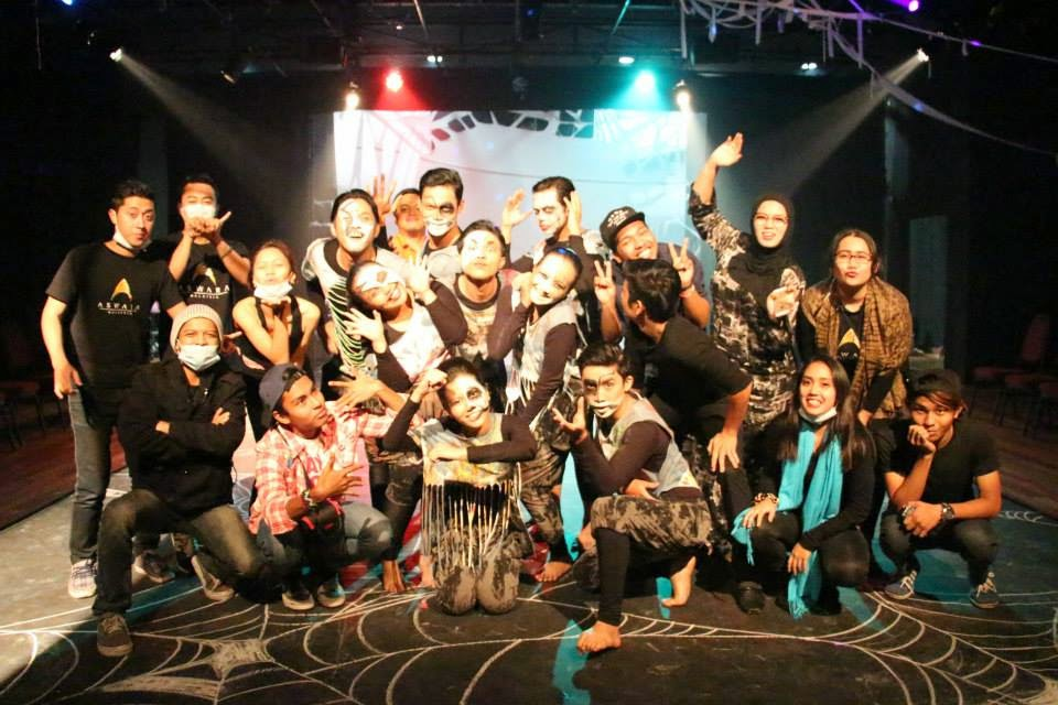 Team Teater Eksperimen Jerebu