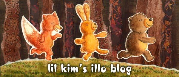 lil kim's illo blog