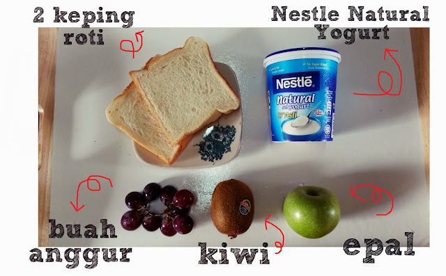 Nestle Natural Set Yogurt Blogger Recipe Challenge PPP