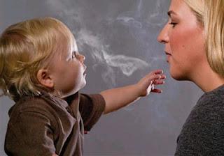 التدخين من اسباب مرض الربو