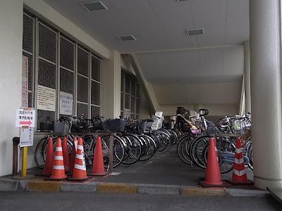 自転車の 亀戸 自転車 駐輪場 : 駅直結が災いして駐輪需要が過 ...