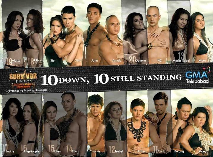 Survivor Philippines Celebrity Showdown: Who went naked