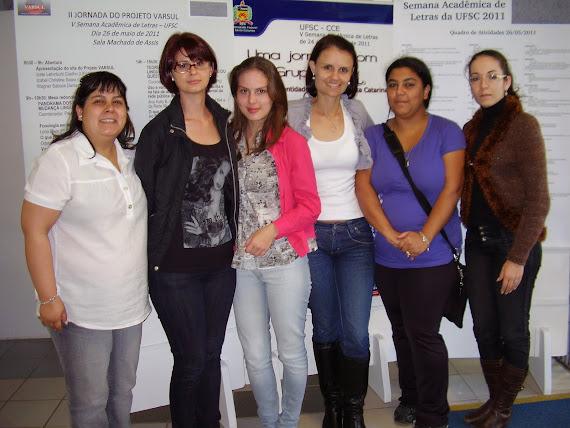 V Semana Acadêmica de Letras da UFSC