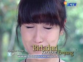 Bidadari Kecebur Empang FTV