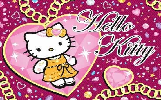Gambar-Gambar Lucu Hello Kitty