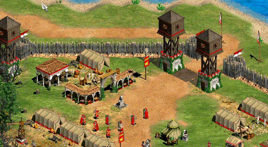 game free pc age of empires