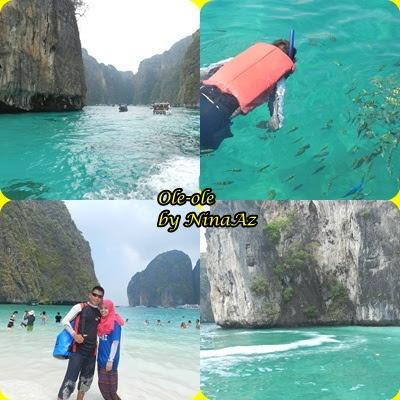 Giveaway #1: Ole-ole Thailand mari