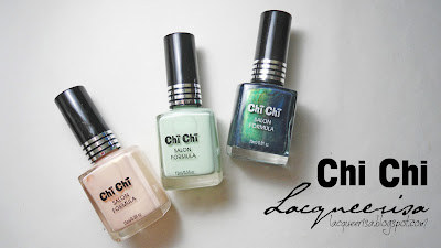 Lacqueerisa: Chi Chi Nail Polishes