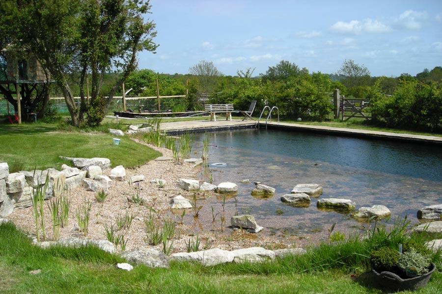Interdecorar piscinas ecol gicas for Filtros para lagos artificiales