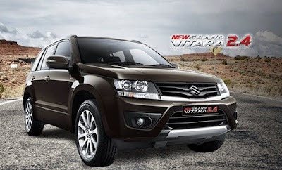 Review Mobil Suzuki New Grand Vitara