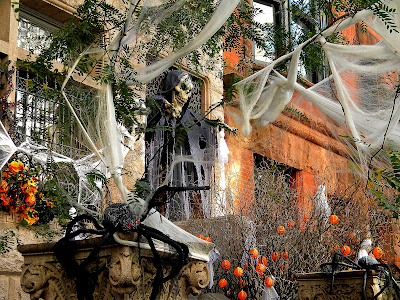 Spiders and Spooks Halloween