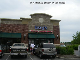 Izzy's on Beechmont Avenue in Cincinnati from http://www.amamascorneroftheworld.com