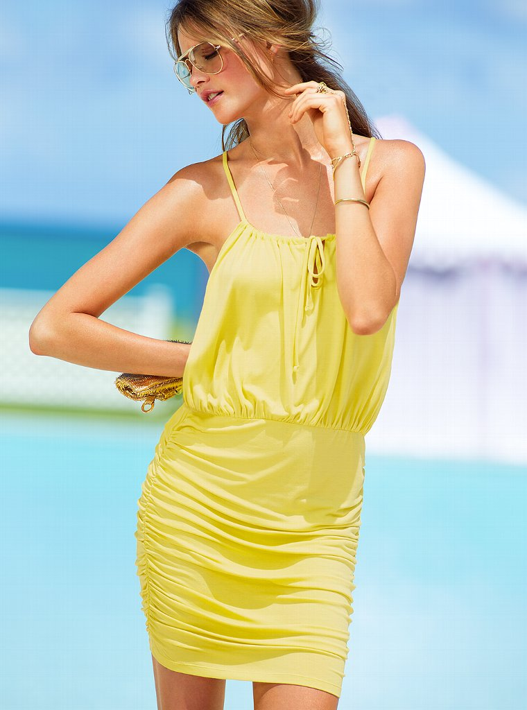 Behati Prinsloo for Victoria's Secret, December 2012