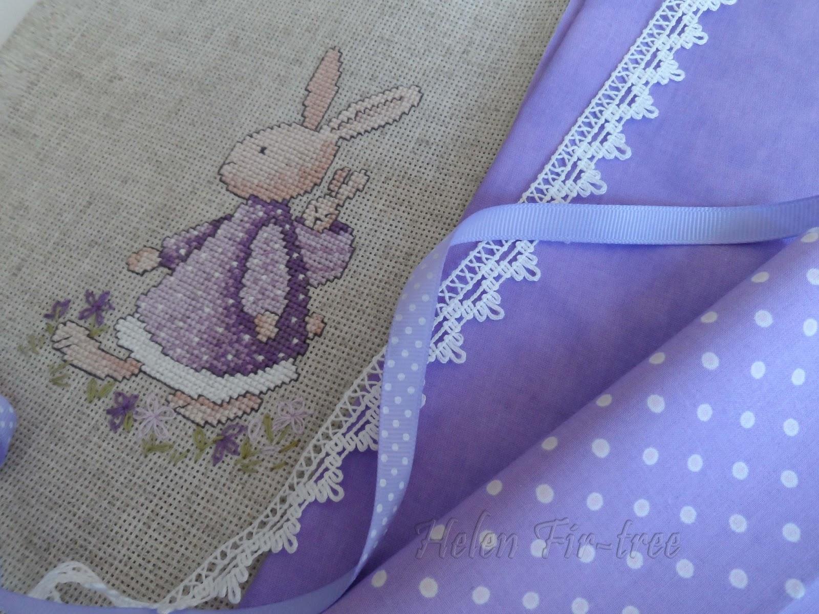 Helen Fir-tree вышивка счётный крест counted cross stitch