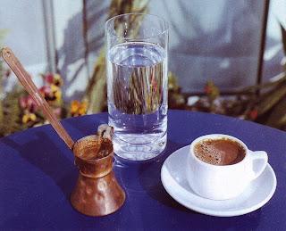Καφές βαρύς γλυκός-ελληνικός καφές