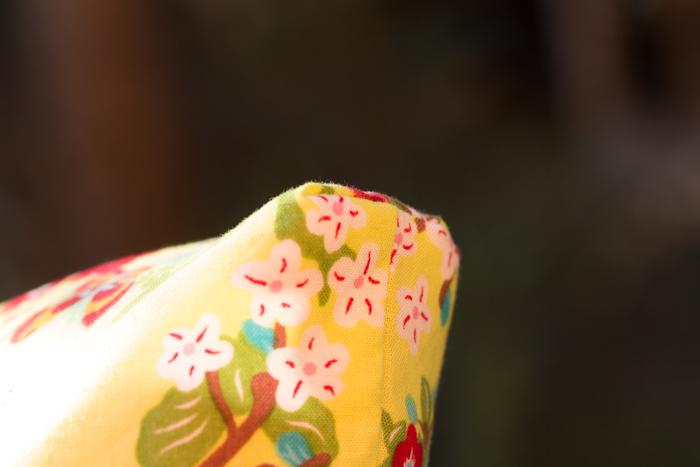 Schnittmuster Schminktasche selbstgemacht  - Pearl's Harbor Blog