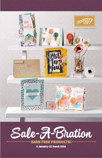 Sale-A-Bration Brochure 2016