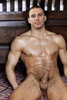 ghana luv handsome nude: Channing Tatum Nude Hot