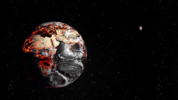 Olhando a Terra: O vício se alastra, as drogas, o sexo