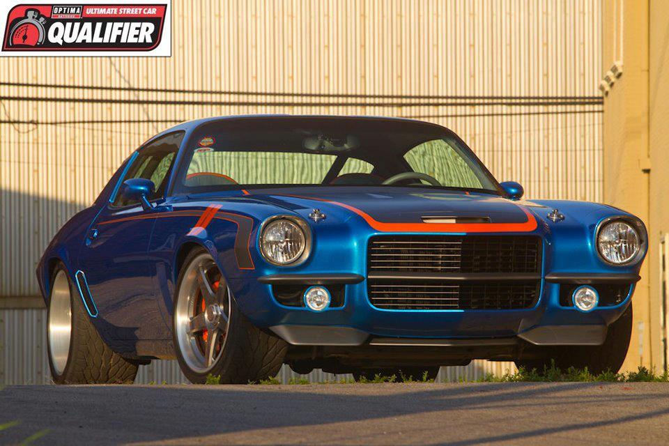 Modified Cars: Modified Muscle Cars