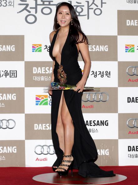 Actress Ha Na Kyung