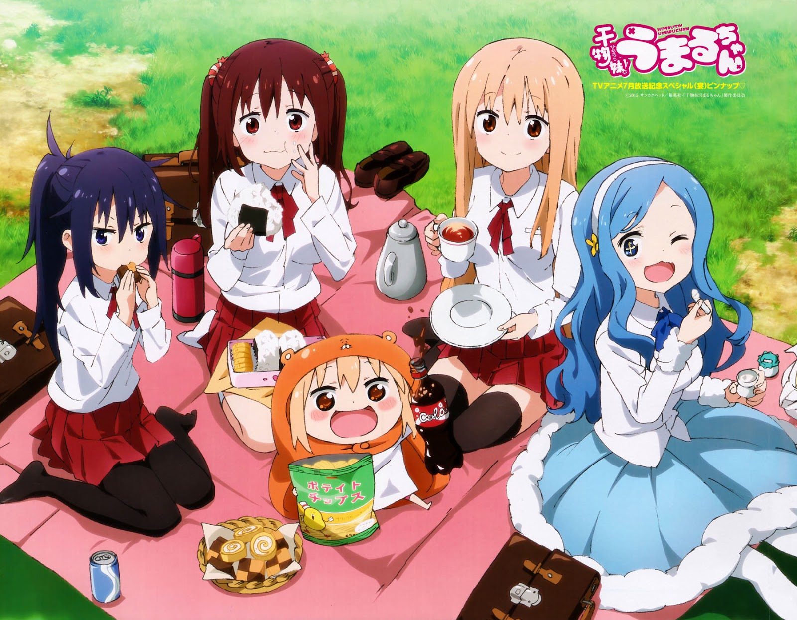 Ost Opening And Ending Anime Himouto Umaru Chan