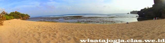 Pantai Sundak (Tempat Wisata Menarik di Yogyakarta)