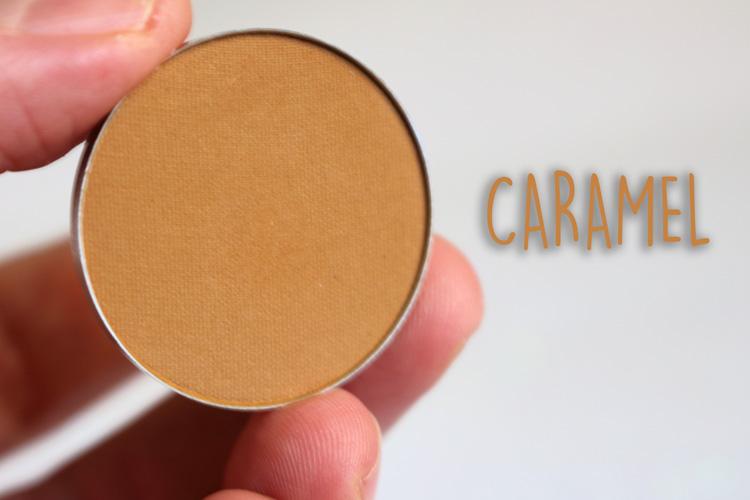 Caramel Sombra Nabla